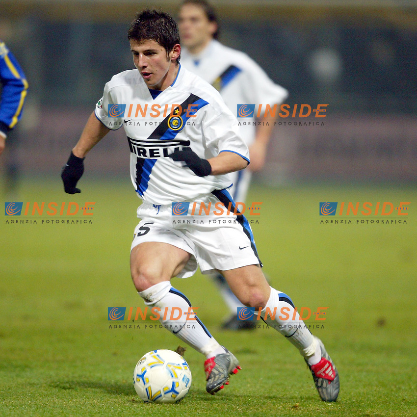 Parma 10/1/2004<br /> Parma Inter 1-0<br /> Belozoglu Emre  (Inter)<br /> Photo Andrea Staccioli Insidefoto