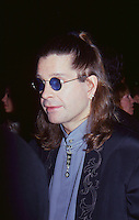 Ozzy Osbourne attends Mariah Carey <br />