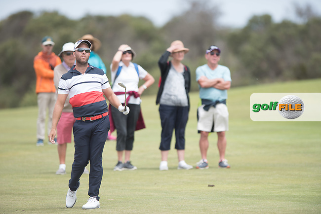 Daniel Nisbet during the final round of the VIC Open, 13th Beech, Barwon Heads, Victoria, Australia. 09/02/2019.<br /> Picture Anthony Powter / Golffile.ie<br /> <br /> All photo usage must carry mandatory copyright credit (&copy; Golffile | Anthony Powter)