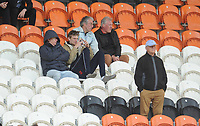 Blackpool fans enjoy the pre-match atmosphere <br /> <br /> Photographer Kevin Barnes/CameraSport<br /> <br /> The EFL Sky Bet League One - Blackpool v Gillingham - Saturday 4th May 2019 - Bloomfield Road - Blackpool<br /> <br /> World Copyright © 2019 CameraSport. All rights reserved. 43 Linden Ave. Countesthorpe. Leicester. England. LE8 5PG - Tel: +44 (0) 116 277 4147 - admin@camerasport.com - www.camerasport.com