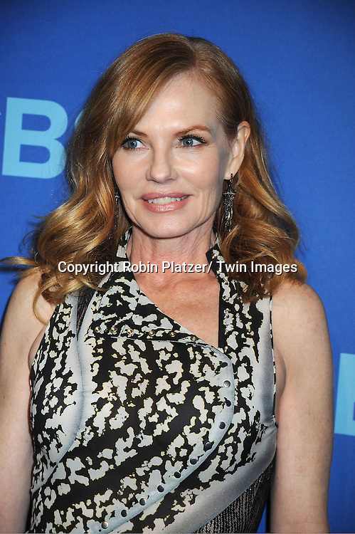Marg Helgenberger attends the CBS Prime Time 2013 Upfront on May 15, 2013 at Lincoln Center in New York City.