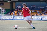 U-12 Plate Finals match, part of the HKFC Citi Soccer Sevens 2017 on 27 May 2017 at the Hong Kong Football Club, Hong Kong, China. Photo by Chris Wong / Power Sport Images