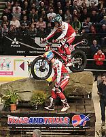 Indoor Motorcycle Trials - Sheffield Arena 2019 - Images