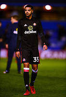during the Sky Bet Championship match between Birmingham City and Sunderland at St Andrews, Birmingham, England on 30 January 2018. Photo by Bradley Collyer / PRiME Media Images.