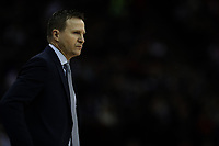 17th January 2019, The O2 Arena, London, England; NBA London Game, Washington Wizards versus New York Knicks; Washington Wizards Head Coach Scott Brooks