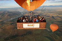 20130617 June 17 Hot Air Balloon Gold Coast