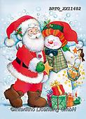 Alfredo, CHRISTMAS SANTA, SNOWMAN, WEIHNACHTSMÄNNER, SCHNEEMÄNNER, PAPÁ NOEL, MUÑECOS DE NIEVE, paintings+++++,BRTOXX11482,#x#