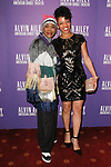 """Actress Cicely Tyson (left) and Renee Henry arrive at the Alvin Ailey American Dance Theater """"Modern American Songbook"""" opening night gala benefit at the New York City Center on November 29, 2017."""