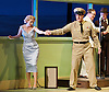 The Elixir of Love<br /> by Donizetti <br /> Libretto by Romani after Scribe<br /> Translation by Kelley Rourke<br /> Classic revival <br /> directed by Jonathan Miller<br /> <br /> English National Opera <br /> at The London Coliseum, London, Great Britain <br /> rehearsal <br /> 12th September 2011 <br /> <br /> Sarah Tynan (as Adina)<br /> Benedict Nelson (as Belcore) <br /> <br /> Photograph by Elliott Franks