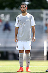 31 August 2014: Loyola-Marymount's Sebastian De Rada. The Elon University Phoenix played the Loyola Marymount University Lions at Koskinen Stadium in Durham, North Carolina in a 2014 NCAA Division I Men's Soccer match. Elon won the game 1-0.