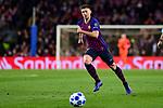 UEFA Champions League 2018/2019 - Matchday 6.<br /> FC Barcelona vs Tottenham Hotspur FC: 1-1.<br /> Lenglet.
