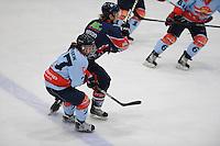 IJSHOCKEY: THIALF: Heerenveen, 22-02-2012, Friesland Flyers - HYS Den Haag, Mike Nason (9), Joey Verreijen (77), Eindstand 2-5, ©foto: Martin de Jong