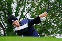 Jordi Garcia Pinto (ESP), European Challenge Tour, Kazakhstan Open 2014, Zhailjau Golf Club, Almaty, Kazakhstan. (Picture Credit / Phil Inglis)