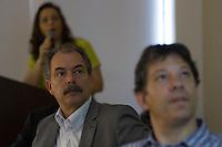 SAO PAULO, SP, 20.12.2013 - REUNIÃO DE PREFEITOS - UNIFESP - O Ministro da educação Aloizio Mercadante durante a reunião com prefeitos dos municípios que tem campus da Unifesp, nesta sexta-feira (20)  (Foto: Marcelo Brammer / Brazil Photo Press).