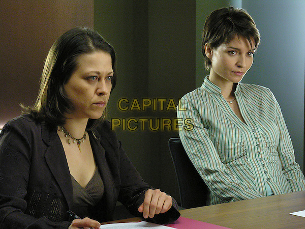 NICOLA WALKER & OLGA SOSNOVSKA.in Spooks (MI-5).Season 4.*Editorial Use Only*.Ref: FB.www.capitalpictures.com.sales@capitalpictures.com.Supplied by Capital Pictures.