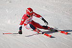Gakuta Koike (JPN), <br /> MARCH 13, 2018 - Alpine Skiing : <br /> men's Super Combined  Standing <br /> at Jeongseon Alpine Centre  <br /> during the PyeongChang 2018 Paralympics Winter Games in Pyeongchang, South Korea. <br /> (Photo by Sho Tamura/AFLO)