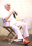 """Dick Latessa<br />attending the """"Promises, Promises"""" Cd Signing and cast Q & A / Talk Back.  June 24, 2010."""