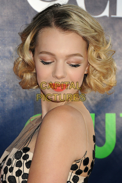 17 July 2014 - West Hollywood, California - Sadie Calvano. CBS, CW, Showtime Summer Press Tour 2014 held at The Pacific Design Center. <br /> CAP/ADM/BP<br /> &copy;Byron Purvis/AdMedia/Capital Pictures