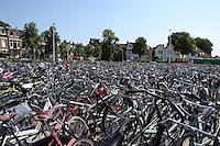 Bicycle Park in Arnhem, Netherlands