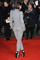 Jaime Winstone at the &quot;Tomb Raider&quot; European premiere at the Vue Leicester Square, London, UK. <br /> 06 March  2018<br /> Picture: Steve Vas/Featureflash/SilverHub 0208 004 5359 sales@silverhubmedia.com