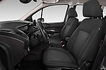 Front seat view of 2019 Ford Tourneo-Connect Trend 5 Door Mini Mpv Front Seat  car photos