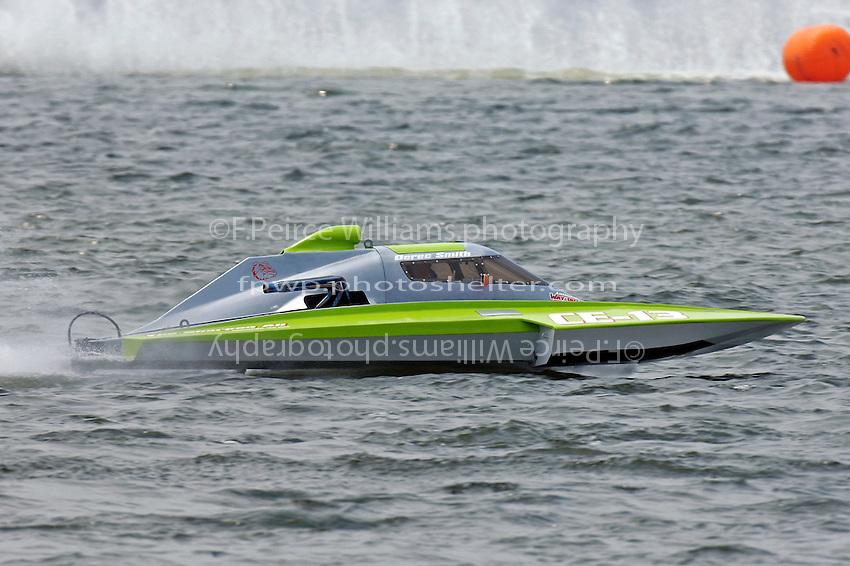 Derec Smith, CE-13 (5 Litre class hydroplane(s)