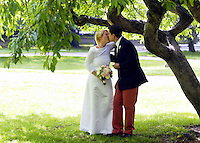 (6/8/03 Boston, MA)  Jessica and Mike Curtin's wedding   (E99A2954.JPG - Staff Photo by Matthew West. Saved in Tuesday)