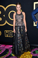 LOS ANGELES, CA. September 17, 2018: Emilia Clarke at The HBO Emmy Party at the Pacific Design Centre.<br /> Picture: Paul Smith/Featureflash