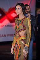 www.acepixs.com<br /> <br /> January 10 2017, London<br /> <br /> Ruby Rose arriving at the European premiere of 'xXx: Return of Xander Cage' on January 10, 2017 in London.<br /> <br /> By Line: Famous/ACE Pictures<br /> <br /> <br /> ACE Pictures Inc<br /> Tel: 6467670430<br /> Email: info@acepixs.com<br /> www.acepixs.com