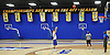 Hofstra University guard No. 14 Brian Bernardi works on free throws during an informal men's basketball team workout at the team's practice facility on Wednesday, July 22, 2015.<br /> <br /> James Escher