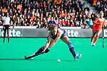 ROTTERDAM -  Julia Young (USA)   tijdens de Pro League hockeywedstrijd dames, Nederland-USA  (7-1) .   COPYRIGHT  KOEN SUYK