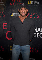 "WEST HOLLYWOOD - NOVEMBER 11: Tim McGraw attends a screening of National Geographic's ""Free Solo"" at Pacific Design Center on November 11, 2018 in West Hollywood, California. (Photo by Frank Micelotta/National Geographic/PictureGroup)"