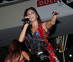 The Pussycat Dolls celebrate the release of  their new album Doll Domination with a concert at Hollywood and Highland Hollywood, Ca. September 23, 2008. Fitzroy Barrett