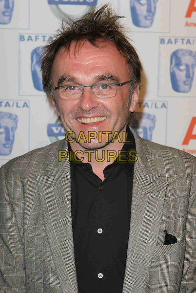 DANNY BOYLE.BAFTA/LA's 15th Annual Awards Season Tea Party held at The Beverly Hills Hotel, Beverly Hills, California, USA..January 10th, 2009.bafta la headshot portrait glasses .CAP/ADM/TC.©T. Conrad/AdMedia/Capital Pictures.