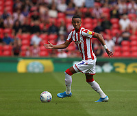 Stoke City's Thomas Ince <br /> <br /> Photographer Stephen White/CameraSport<br /> <br /> The EFL Sky Bet Championship - Stoke City v Queens Park Rangers - Saturday 3rd August 2019 - bet365 Stadium - Stoke-on-Trent<br /> <br /> World Copyright © 2019 CameraSport. All rights reserved. 43 Linden Ave. Countesthorpe. Leicester. England. LE8 5PG - Tel: +44 (0) 116 277 4147 - admin@camerasport.com - www.camerasport.com
