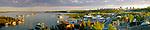 Yellowknife Longest Day 2020, 11 pm