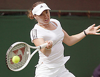 25-6-07,England, Wimbldon, Tennis, Martina Hingis