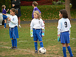 cranford girls 4th gr soccer 10.25.08