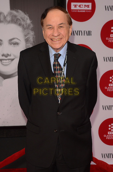 10 April 2014 - Hollywood, California - Richard Sherman. Arrivals for the world premiere of the restoration of &quot;Oklahoma&quot; held at the TCL Chinese Theatre IMAX in Hollywood, Ca.  <br /> CAP/ADM/BT<br /> &copy;Birdie Thompson/AdMedia/Capital Pictures