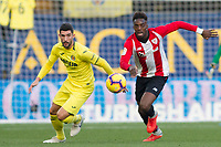 2019.01.20 La Liga Villarreal CF VS Athletic Club