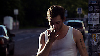 Sauvage (2018)<br /> Felix Maritaud<br /> *Filmstill - Editorial Use Only*<br /> CAP/MFS<br /> Image supplied by Capital Pictures