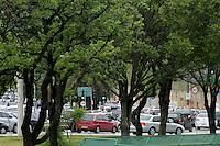 SÃO PAULO, SP, 28 JANEIRO DE 2013  - TRANSITO SP - Motorista enfrenta congestionamento  no acesso a Av Dr Abraão Ribeiro, sentiudo Av pacaembu,  na manhã dessa segunda-feira, 28, zona central da capital - FOTO: LOLA OLIVEIRA - BRAZIL PHOTO PRESS