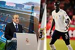 Real Madrid's President Florentino Perez. June 19, 2019. (ALTERPHOTOS/Acero)