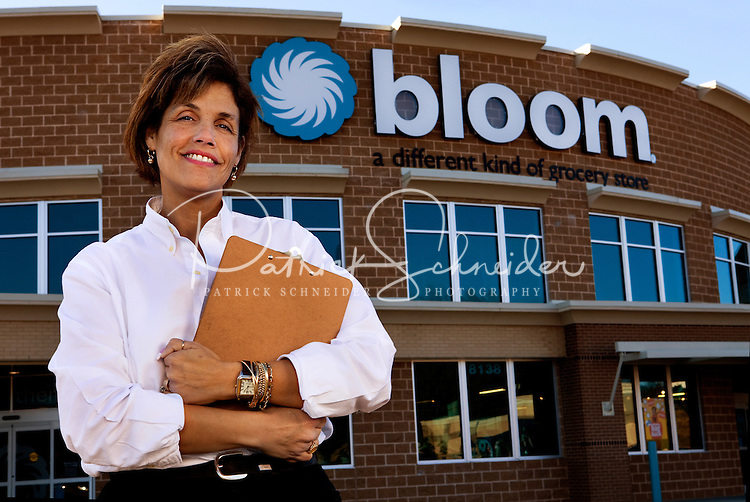 New Bloom Store Manager Georgia Habit (