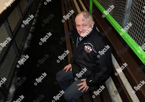 2013-03-03 / ijshockey / seizoen 2012-2013 / Herentals / Bill Morgan..Foto: Mpics.be
