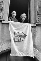 - Festa Nazionale dell'Amicizia della DC (Democrazia Cristiana) a Trento (Agosto 1981)<br /> <br /> - National Festival of Friendship of the DC (Christian Democrats) in Trento (August 1981)