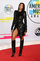 LOS ANGELES, CA - NOVEMBER 19: Ciara at the 2017 American Music Awards at Microsoft Theater on November 19, 2017 in Los Angeles, California. Credit: David Edwards/MediaPunch /NortePhoto.com