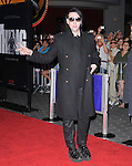 Marilyn Manson at The Universal Pictures' Premiere of THE THING held at Universal City Walk in Universal City, California on October 10,2011                                                                               © 2011 Hollywood Press Agency