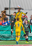 2015-11-15 NCAA: Binghamton at Vermont Men's Soccer America East Championship