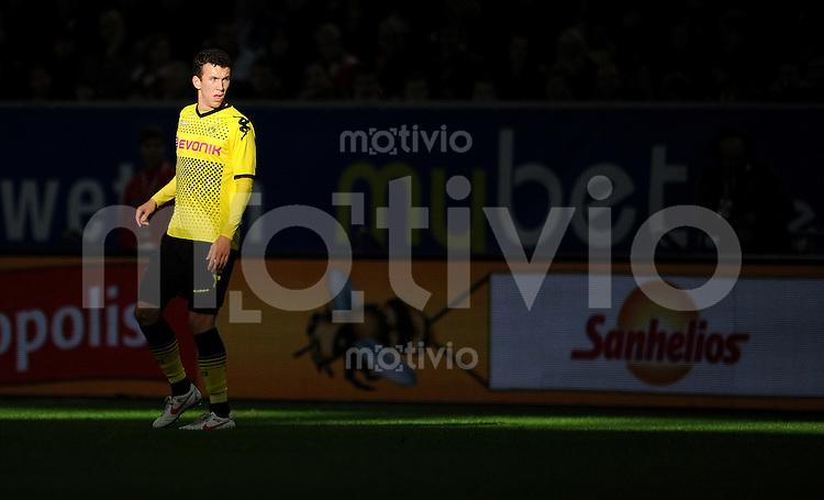 FUSSBALL   WINTERCUP 2012   SAISON 2011/2012   Fortuna Duesseldorf - Borussia Dortmund   15.01.2012 Ivan Perisic (Borussia Dortmund)
